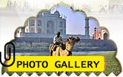 Taj Mahal Photo Gallery; Sunset View