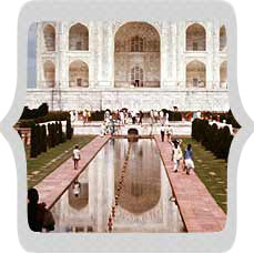 Water Devices at Taj Mahal